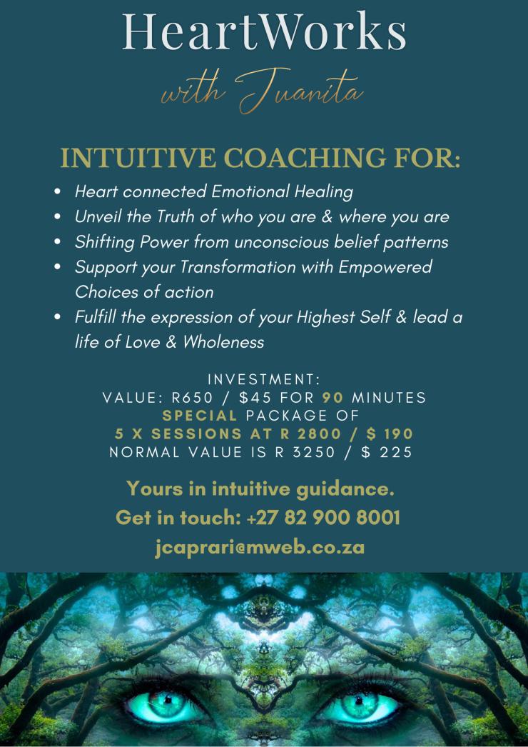 Intuitive Coaching 2021